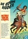 Strips - Koene Ridder, De - De wet van de steppe
