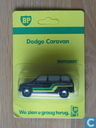 Modelauto's  - Matchbox - Dodge Caravan 'BP'