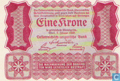 Austria 1 Krone 1922