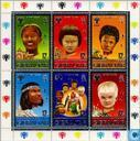 Postage Stamps - Gibraltar - Int. Year of the Child