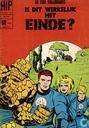 Comics - Fantastischen Vier, Die - Is dit werkelijk het einde?