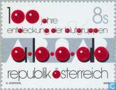 Postage Stamps - Austria [AUT] - 100 years of blood groups