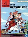 Bandes dessinées - 4As, Les - De 4 helden en de heilige koe