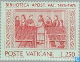Postage Stamps - Vatican City - Vatican library
