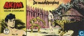 Bandes dessinées - Akim - De machtpoging