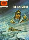 Comic Books - Levensschetsen - De Ijs-sfinx