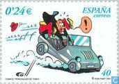 Postage Stamps - Spain [ESP] - Euro introduction