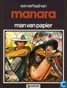 Comic Books - Paper man, The - Man van papier