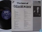 Disques vinyl et CD - Mantovani, Annunzio - The best of mantovani