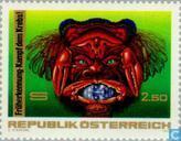 Postzegels - Oostenrijk [AUT] - Kankerbestrijding