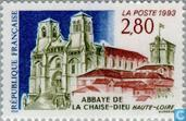 Postage Stamps - France [FRA] - Abbey of La Chaise-Dieu