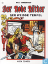 Comic Books - Red Knight, The [Vandersteen] - Der weisse Tempel