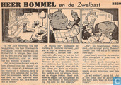 Comic Books - Bumble and Tom Puss - Heer Bommel en de Zwelbast