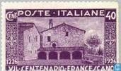 Postage Stamps - Italy [ITA] - Francis, St