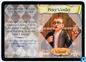 Trading cards - Harry Potter 5) Chamber of Secrets - Percy Weasley