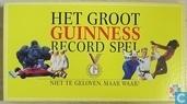Jeux de société - Guinness Record Spel - Het Groot Guinness record spel