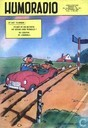 Bandes dessinées - Humoradio (tijdschrift) - Nummer  841