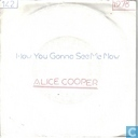 Platen en CD's - Alice Cooper - How you gonna see me now