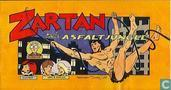 Comics - Zartan - Zartan in de asfaltjungle