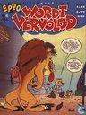 Comic Books - Alsjemaar Bekend Band, De - 1986 nummer  45