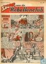 Strips - Sjors van de Rebellenclub (tijdschrift) - 1957 nummer  36