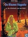Comics - Blauwe Hagedis, De - De glimlach van de wolf