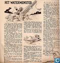 Comic Books - Bumble and Tom Puss - Het watermonster