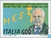 Timbres-poste - Italie [ITA] - Giovanni Giorgi