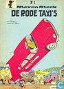 Strips - Steven Sterk - De rode taxi's