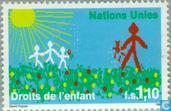 Postage Stamps - United Nations - Geneva - Rights of the Child