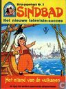 Bandes dessinées - Sindbad [Nippon studios] - Het eiland van de vulkanen