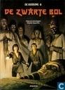 Comic Books - Huurling, De - De zwarte bol