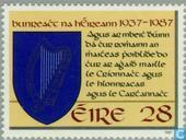 Timbres-poste - Irlande - Constitution 50 années