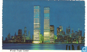 Postcards - New York - World Trade Center
