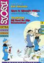 Strips - SjoSji Extra (tijdschrift) - Nummer 8
