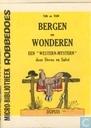 """Strips - Robbedoes (tijdschrift) - Bergen en wonderen - een """"western-mystern"""""""