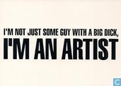 "L000321 - Allegro Design ""I'm An Artist"""