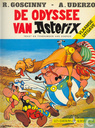 Comic Books - Asterix - De odyssee van Asterix