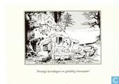 Postcards - Bumble and Tom Puss - Olivier B. Bommel Wensen 'als je begrijpt wat ik bedoel' (kaart 04)