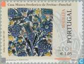 Postage Stamps - Madeira - Tiles
