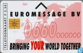 Euromessage, bringing your world ...