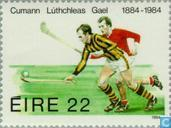 Timbres-poste - Irlande - GAA Sports Club