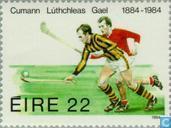 Postzegels - Ierland - Sportvereniging GAA