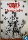 Board games - Memo (memory) - 101 Dalmatiers Memo-Lotto