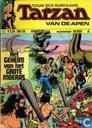 Bandes dessinées - Tarzan - Het geheim van het grote moeras