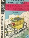 Comics - Adelbert musketier junior - Het halssnoer der koningin