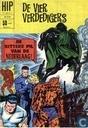 Comics - Fantastischen Vier, Die - De bittere pil van de nederlaag