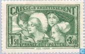 Timbres-poste - France [FRA] - Caisse d'Amortissement
