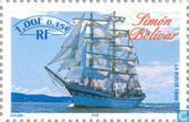 "Voiliers - ""Simon Bolivar"""