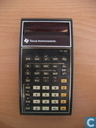 Rechenhilfsmittel - Texas Instruments - TI 41